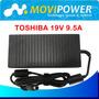 Cargador Toshiba Qosmio 19v 9.5a 120w - 4 Pines Hembras