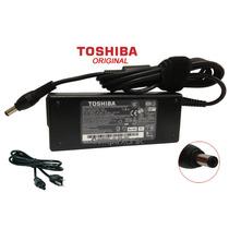Cargador Laptops Toshiba Satellite 19v 4.74a Original Nuevo