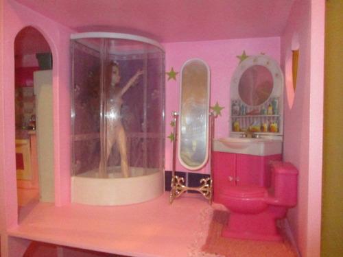 Casas de muñecas de barbie - Imagui