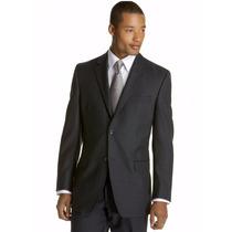 Blazer Calvin Klein Para Caballero Color Navy Talla 42l