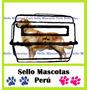 Jaula Trasnportadora Para Perros Gatos Varikenel Para Viaje
