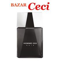Homme 033 Noir Lbel Perfume Colonia Hombre ¡garantia Total!!