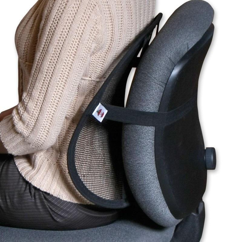 Coj n lumbar para auto oficina silla dolor de espalda - Sillas para la espalda ...
