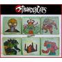 Dante42 Los Thundercats Pack 06 Fichas De Juego Antiguo 1987