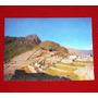 Postal Machu Picchu Andenes Agrícolas Eismann Cusco Perú