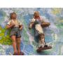 Mundo Vintage: Antiguos Muñecos De Arcilla Germany Color