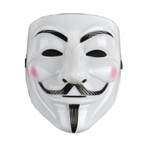 Mascara Anonymous Anonymus V De Vendetta Venganza Importada