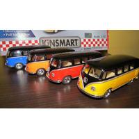 Kinsmart Volkswagen Vw Classical Bus 1962 (kombi) Esc. 1.32