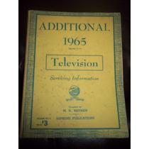 Antiguo Manual De Radio Tv Año 1965