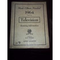 Antiguo Manual De Radio Tv Año 1964