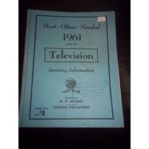Antiguo Manual De Radio Tv Año 1961