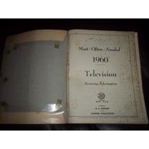 Antiguo Manual De Radio Tv Año 1960