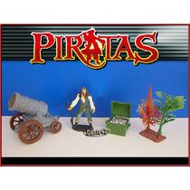 Dante42 Juguete Soldado Accesorios De Piratas
