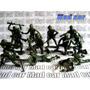 Mc Mad Car 12 Muñecos Soldados Guerra Basa Coleccion Usa