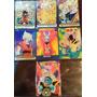Cards Dragon Ball Z - 4 Prismas Y 3 Normales