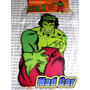 Mc Mad Car El Increible Hulk Basa Marvel Comics 1979 Nuevo