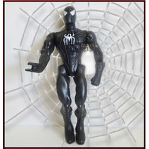 Dante42 Juguete Plastico Hombre Araña Negro