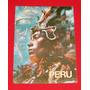 Antigua Postal Cholo Con Atuendos Típicos Cusco Perú 1984