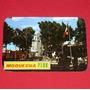 Antigua Postal Plaza De Armas De Moquegua Perú En Color