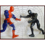 Dante42 Juguete Plastico Pack 02 Personajes Hombre Araña