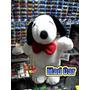 Mc Mad Car Snoopy Coleccion Peluche Peanuts Original