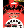 Mc Mad Car Pack X 3 Discos De View Master Batman Coleccion