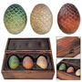 Game Of Thrones Huevos Replicas Originales Tronos - A Pedido