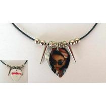 Collar Reversible De Uña De Guitarra Katy Perry