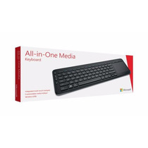 Kit Teclado Mouse Microsoft All-in-one Wirelees /smart Tv