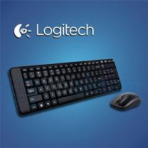 Teclado Logitech + Mouse Mk220 Wireless Itelsistem