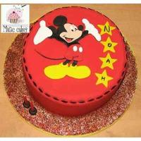 Torta Mickey Para 30porciones+15cupcakes Promoción S/.160!!