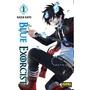 Manga Blue Exorcist Tomo 01 - Norma Editorial