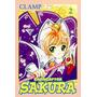 Manga Card Captor Sakura Tomo 02 - Edt