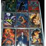Cards Completo Marvel Spiderman Ultimate Premium Dc Comic