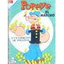 Popeye, El Marino ¿ Y Un Ejercito De Pollitos, Comic, 1981