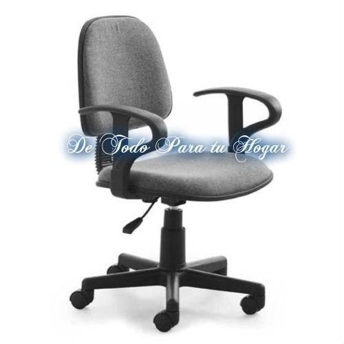 Comoda silla giratoria para oficina s 220 00 en for Sillas giratorias para oficina