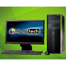 Computadora Completa Cpu Dual Core Nuevo 12 Meses Garantia
