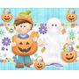 Mega Kit Imprimible 2 Halloween Invitaciones Marcos De Fotos