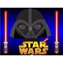 Kit Imprimible Star Wars Candy Bar Tarjetas Y Mas