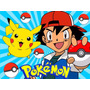Kit Imprimible Pokemon Diseña Tarjetas Cumpleanos Y Mas #1