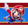 Invitaciones 2 Mario Bros Personalizadas, Cumpleaños Fiesta