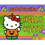 Kit Imprimible 2 Hello Kitty Halloween Calabacita Y Mas !
