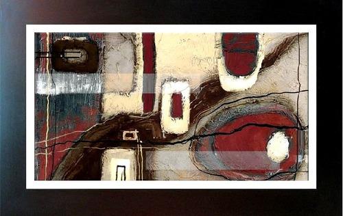 Marcos para cuadros lima imagui for Cuadros con relieve modernos