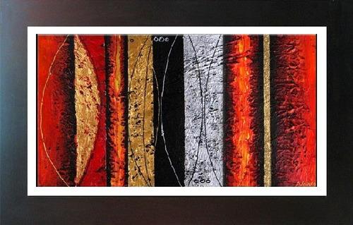 Cuadros modernos abstractos cuadros con relieve cuadros for Marcos de cuadros modernos