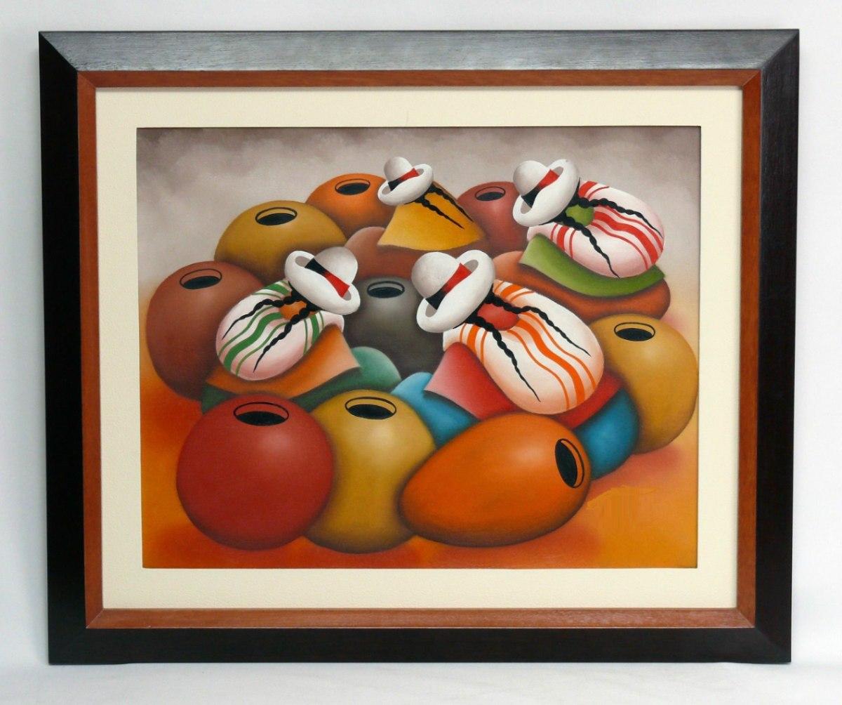 Cuadros abstractos oleos pinturas tripticos mercadolibre - Cuadros tripticos ...