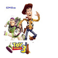 Sticker Decoracion Habitacion Niño Toy Story 3 Buzz Woody