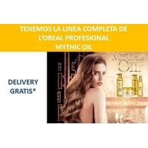 Loreal Profesional Mythic Oil Shampoo Y Tratamientos