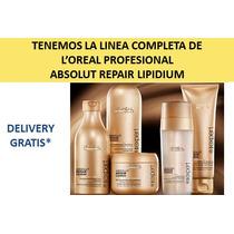 Loreal Profesional Absolut Repair Lipidium Shampoo Y Tratam