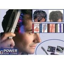Nuevo Cepillo Laser Power Grow,evita La Caida Del Cabello
