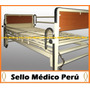 Cama Clinica Hospitalaria Para Pacientes De Alta.